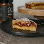Belgian Dulce De Leche Tea Cake